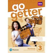 GoGetter 3 Workbook with Extra Online Practice - Jennifer Heath, Catherine Bright