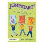 Imagine  Jumpstart! Music - Kelly-jo Foster-peters