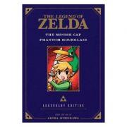 Imagine Legend Of Zelda - The Minish Cap  -  Phantom Hourglass - Legenda Akira