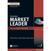 Market Leader Extra Intermediate ActiveTeach, 3rd Edition - David Cotton
