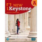 New Keystone, Level 1 Reader's Companion