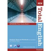 New Total English Advanced Flexi Course Book 2, 2nd Edition - J. J. Wilson, Antonia Clare