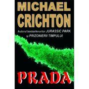Prada - Michael Crichton imagine libraria delfin 2021