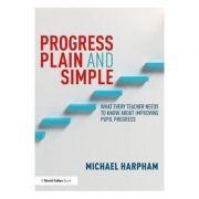 Progress Plain and Simple - Michael Harpham