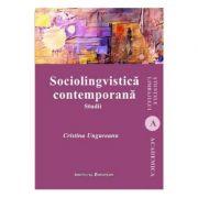 Imagine Sociolingvistica Contemporana - Cristina Ungureanu