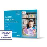 Caietul prietenos. Limba si literatura romana pentru clasa a V-a, partea 1 - Camelia Sapoiu imagine librariadelfin.ro