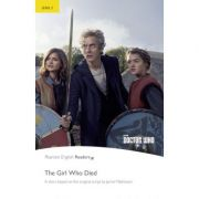 English Readers Level 2 Doctor Who. The Girl Who Died - Jane Rollason