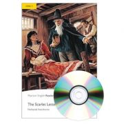 English Readers Level 2. The Scarlet Letter Book + CD - Nathaniel Hawthorne