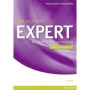 Expert Pearson Test of English Academic B2 Coursebook with MyEnglishLab