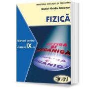 Fizica. Manual pentru clasa a IX-a - Daniel Ovidiu Crocnan imagine librariadelfin.ro