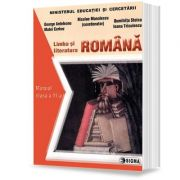Limba si literatura romana. Manual pentru clasa a XI-a - Nicolae Manolescu imagine librariadelfin.ro