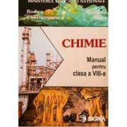 Manual pentru chimie, clasa a VIII-a - Rodica Constantinescu
