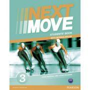 Next Move Level 3 Students' Book with MyLab - Jayne Wildman, Fiona Beddall