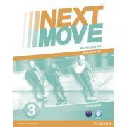Next Move Level 3 Workbook with Audio CD - Joe McKenna