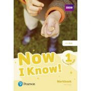 Now I Know! 1 Learning to Read Workbook with App - Peter Loveday
