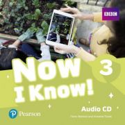 Now I Know! 3 Audio CD - Fiona Beddall, Annette Flavel