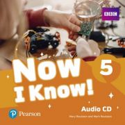 Now I Know! 5 Audio CD - Mary Roulston, Mark Roulston