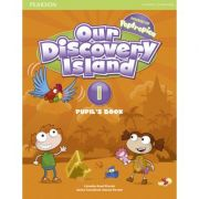 Our Discovery Island Level 1 Pupil's Book with PIN Code