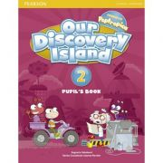 Our Discovery Island Level 2 Pupil's Book with PIN Code