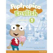 Poptropica English American Edition 1 Workbook & Audio CD Pack