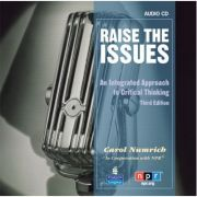 Raise the Issues. Audio CDs
