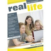 Real Life Upper Intermediate Teacher's Handbook - Gill Holley