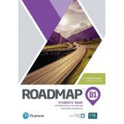 RoadMap B1 Roadmap B1 Students' Book with Online Practice, Digital Resources & App Pack - Heather Jones
