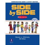 Side by Side 1 Communication Games and Activity Masters - Steven J. Molinsky, Bill Bliss
