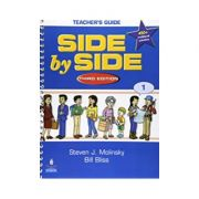Side by Side Extra 1 Teacher's Guide with Multilevel Activities - Steven J. Molinsky, Bill Bliss