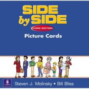 Side by Side New Edition Level 1 Picture Cards - Steven J. Molinsky, Bill Bliss