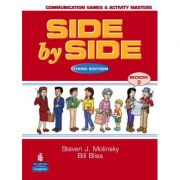 Side by Side New Edition Level 2 Communication Games - Steven J. Molinsky, Bill Bliss
