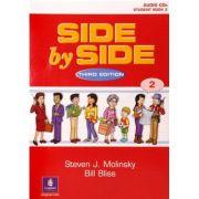 Side by Side New Edition Level 2 Students Book CD - Steven J. Molinsky, Bill Bliss