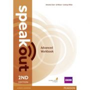 Speakout 2nd Edition Advanced Workbook without Key - Antonia Clare