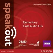 Speakout 2nd Edition Elementary Class Audio CDs