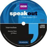 Speakout 2nd Edition Intermediate Class Audio CDs