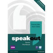 Speakout Starter Workbook no Key and Audio CD - Steve Oakes