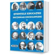 Stiintele educatiei. Dictionar enciclopedic, volumul I - Eugen Noveanu, Dan Potolea