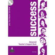 Success Advanced Teacher's Book with Test Master CD-ROM - Rod Fricker