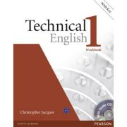 Technical English Level 1 Workbook with Audio CD - Christopher Jacques