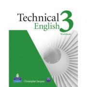 Technical English Level 3 Workbook no Key and Audio CD - Christopher Jacques