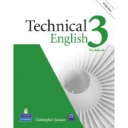 Technical English Level 3 Workbook with Key and Audio CD - Christopher Jacques
