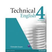 Technical English Level 4 Workbook no Key and Audio CD - Christopher Jacques