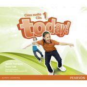 Today! Level 1 Class Audio CDs - David Todd