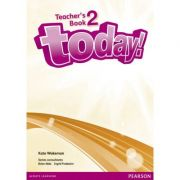 Today! Level 2 Teachers Book with DVD - Kate Wakeman