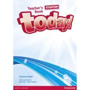 Today! Starter Level Teachers Book with DVD - Catherine Bright