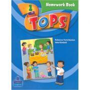 Tops Homework Book, Level 1