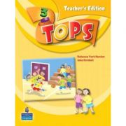 Tops Teacher's Edition, Level 3