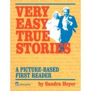 Imagine Very Easy True Stories - A Picture-based First Reader - Sandra Heyer