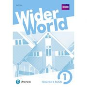 Wider World Level 1 Teacher's Book with DVD-ROM Pack
