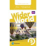Imagine Wider World Level Starter Myenglishlab & Students' Etext Access